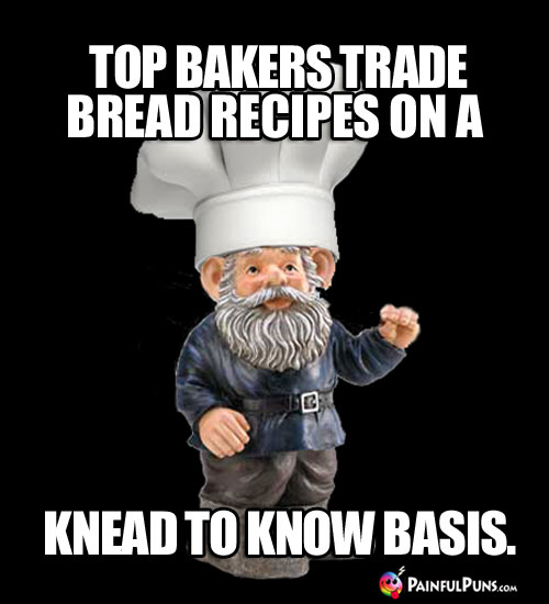 Top Bakers Trade Bread Recipes on a Knead To Know Basis.
