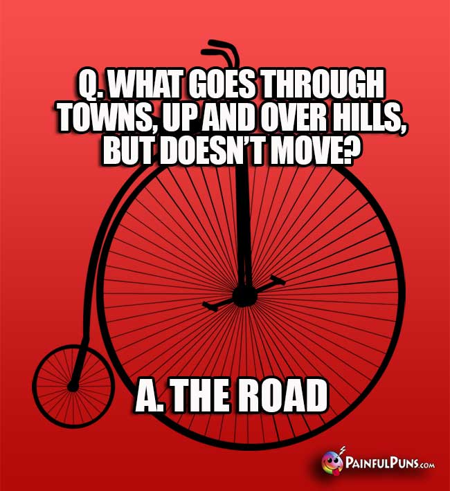 Why Does Light Travel So Fast: Road Trip Jokes, Traffic Humor, Exhausting Puns