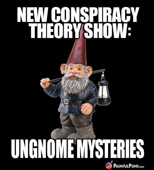 Image result for conspiracy theories jokes