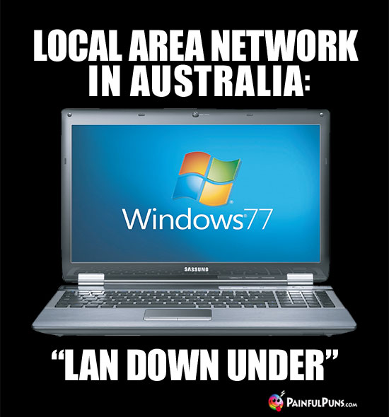 "Local Area Network in Australia: ""LAN Down Under"""
