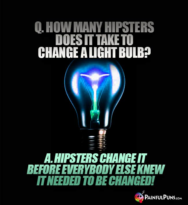 Why Does Light Travel So Fast: Hipster Jokes, Underground Puns, Hep Cat Hipster Puns