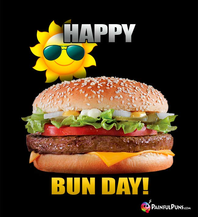 Happy Bun Day!