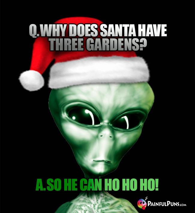 Christmas Jokes, Santa Claus Puns, Xmas Humor   PainfulPuns.com