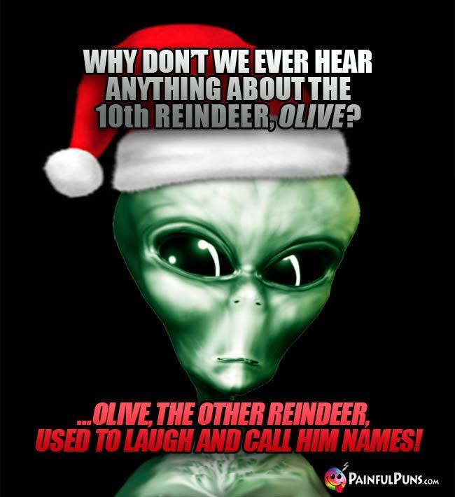 Christmas Jokes, Reindeer Puns, Holiday Humor 2
